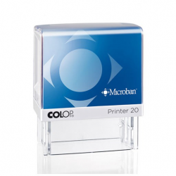 Colop Printer 20 Textstempel mit Microban 37x13 mm