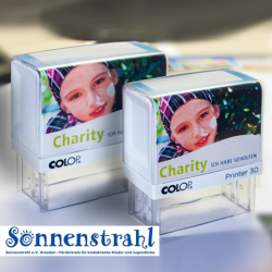 Charity Aktion Colop Printer30 Textstempel 47x18 mm