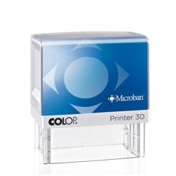 Colop Printer 30 Textstempel mit Microban 47x18 mm