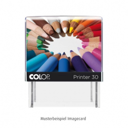 Colop Printer 30 Kinderstempel mit Namen und Schulmotiv