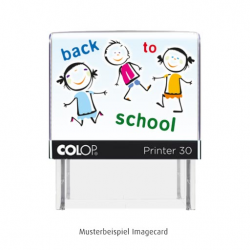 Colop Printer 30 Schulstempel mit Kindermotiv