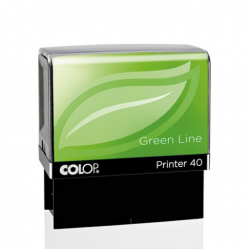 Colop Greenline Printer 40 Textstempel 58x22 mm