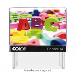 Colop Printer 40 Stempel mit Schulmotiv