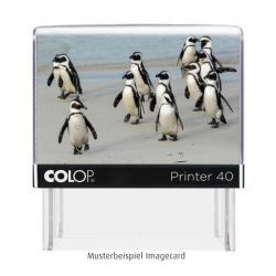 Colop Printer 40 Stempel mit Tiermotiv