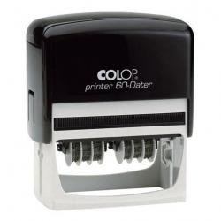 Colop Printer 60 Datumstempel m. Doppeldatum 76x37 mm