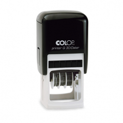 Colop Printer Q30 Datumstempel mit Text 31x31 mm