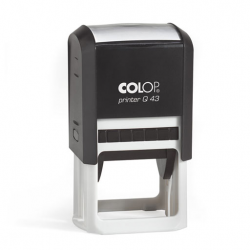 Colop Printer Q43 Textstempel 43x43 mm