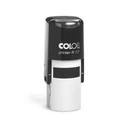 Colop Printer R17 Outdoorstempel rund mit Geocaching Motiv GC