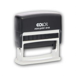 Colop Mini Printer S 110 Textstempel