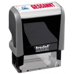 Eco-Printy 4912 mit Text: Gescannt