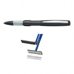 Heri Switch Write and Stamp 50620 Stempelkugelschreiber 34x8 mm