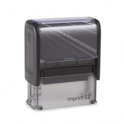 Trodat Imprint 12 - Textstempel 47x18 mm