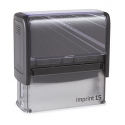 Trodat Imprint 15 - Textstempel 70x25 mm