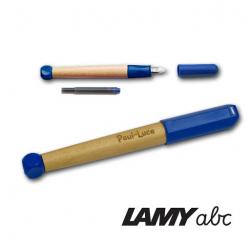 LAMY abc Schreiblernfüller für Linkshänder mit Gravur