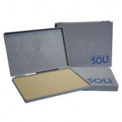 Coloris Plattenstempelkissen Soli1 16x9 cm ungetränkt Metallgehäuse