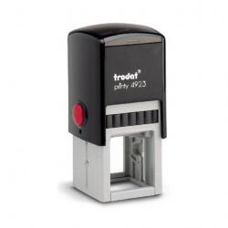 Printy 4923 Motivstempel Motiv Q16 Heller Kopf