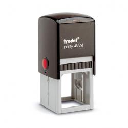 Printy 4924 Motivstempel Motiv Q27 Schildkröte