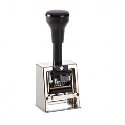 Reiner D28bN Numeroteur mit Textplatte 35x20 mm