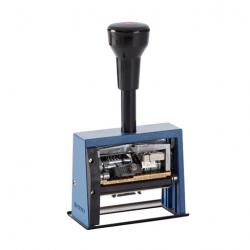 Reiner DN65a Numeroteur mit Datum und Textplatte 65x30 mm