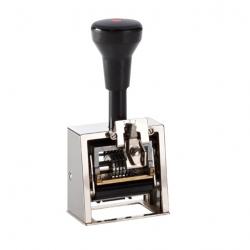 Reiner N41a Numeroteur mit Textplatte 45x25 mm