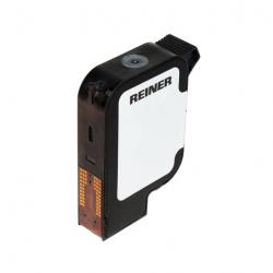 Ink-Jet Druckerpatrone schwarz für Reiner Mod. 1025 MP3 für Plastik/Metall