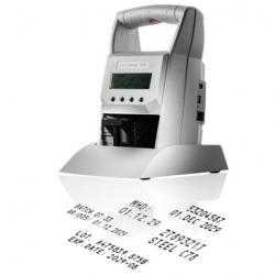 jetStamp 990 mobiler Elektrostempel mit Akku für Papier, Pappe und Karton