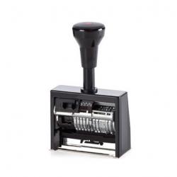 Reiner Paginierstempel ND6K Numeroteur mit Datum rechts 4,5 mm