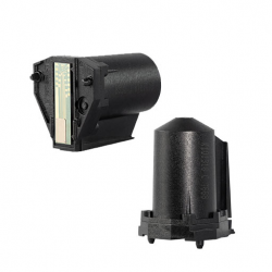 Ink-Jet Druckerpatrone P1-S schwarz für REINER 990 - Papier/ Pappe/ Holz/ Stein