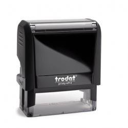 Printy 4913 Tauchstempel 40 Taucherstempel schwimmender Taucher