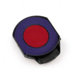 Trodat Austauschkissen 6/15/2R zweifarbig rund (Trodat 52045, 54045)