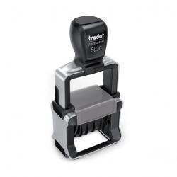 Trodat Professional 5030 4.0 Datumstempel 25x4 mm