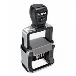 Trodat Professional 5546 4.0 Ziffernstempel 6-stellig 28x4 mm
