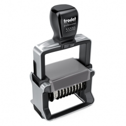Trodat Professional 55510 Ziffernstempel 10-stellig 48x5 mm