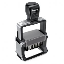 Trodat Professional 5558 4.0 Ziffernstempel 8-stellig 40x5 mm