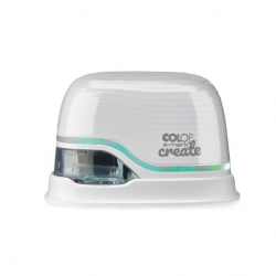 COLOP e-mark create mobiler Drucker für Kreative Gehäuse weiß
