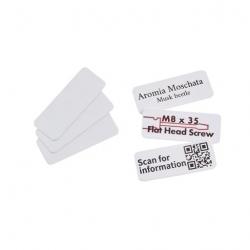 COLOP e-mark Kunststoffschild selbstklebend 45 mm x 18 mm