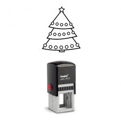 Trodat Printy 4923 26 Motiv Weihnachtsbaum